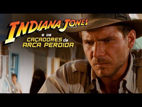 Trailer do filme Indiana Jones e os Caçadores da Arca Perdida