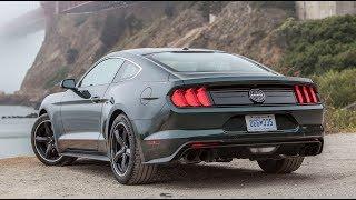 2019 Ford Mustang 'Bullitt' - One Take