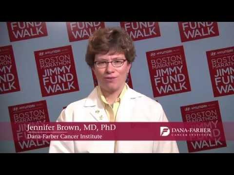Message from DanaFarbers Jennifer Brown, MD, PhD