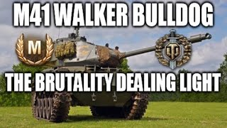 Fiaura The Tank Girl: Epic Match Of The Week: M41 Walker Bulldog Brutality Mode