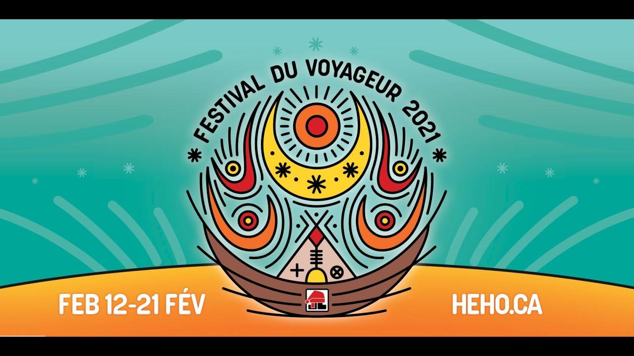 A Virtual Festival du Voyageur
