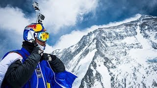 Russian basejumper Valery Rozov has continued his Seven Summits project