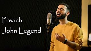 Preach - John Legend - Cover by Geo...