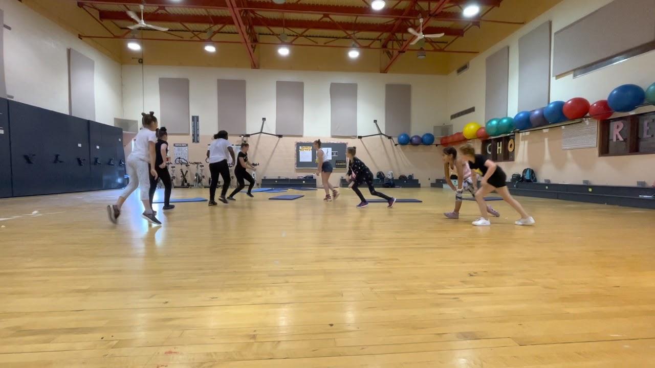 Chorégraphie camp Choréo #2 - Semaine 2 - Hull