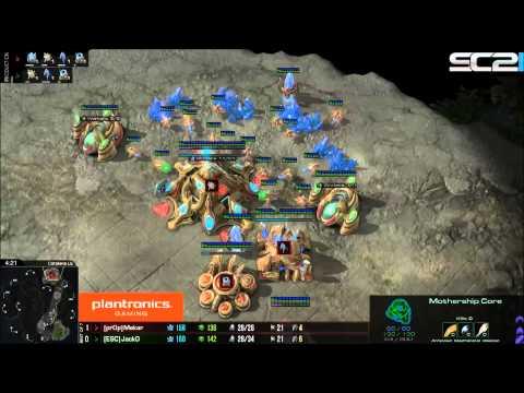 Mekar vs JackO - G2 Team Property vs ESC Gaming