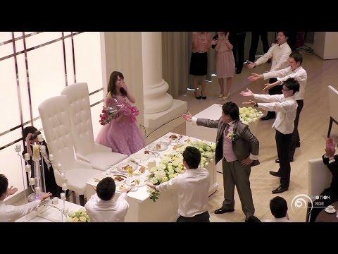 フラッシュモブ サプライズ 結婚式披露宴 Hollywood Ending -Always18-  FLASHMOB
