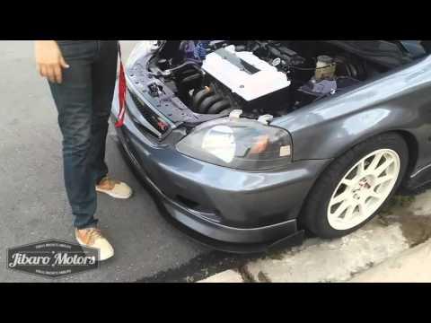 Mantenimiento…. B18C TYPE R CIVIC | Vlog #2