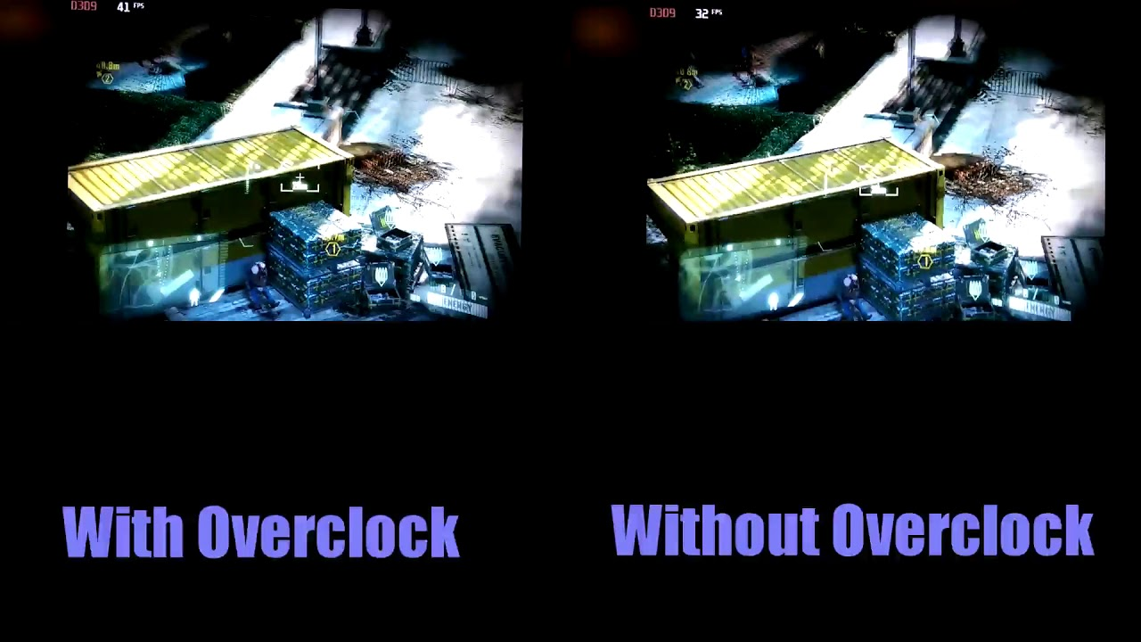 Crysis 2 on Nvidia NVS 4200m | With and without overclock | Dell latitude  e6520 | I7 2760QM