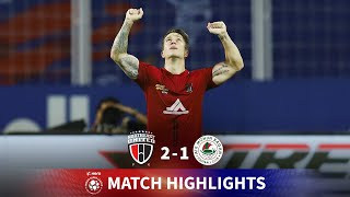 Highlights - NorthEast United FC 2-1 ATK Mohun Bagan - Match 72 | Hero ISL 2020-21