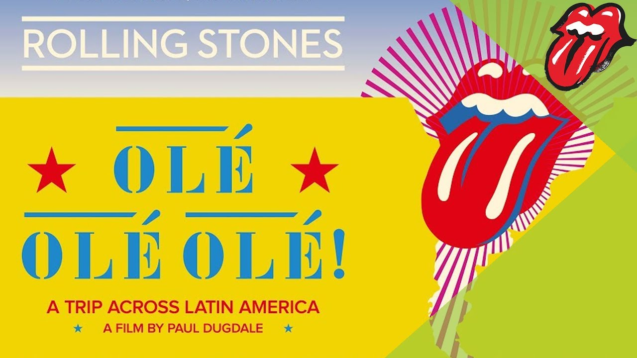 Image result for rolling stones ole ole ole
