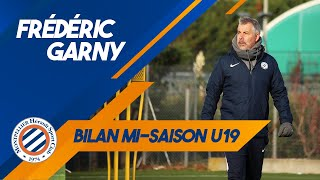 VIDEO: BILAN mi-saison U19 avec Frédéric Garny !