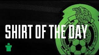 Shirt of the Day - 2015 Mexico Copa América Home Shirt Hernandez #14