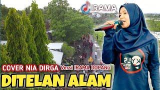 Download BAGAI MANA SUARA?? NIA DIRGA SAAT COVER DITELAN ALAM VERSI IRAMA DOPANG