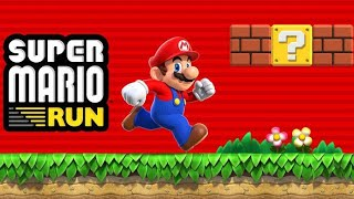 Super Mario Run Subiendo Castillo Nivel 15 (MI PRIMER VIDEO)