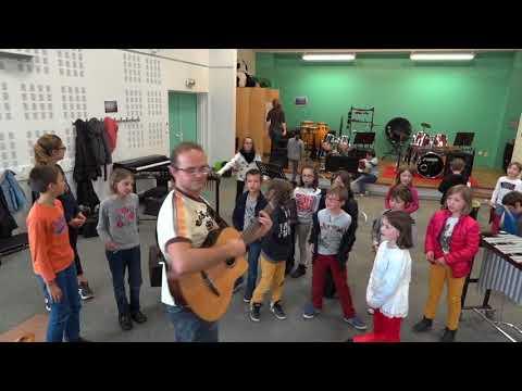 Ecole de musique du May-sur-Evre - extraits