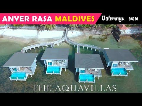 Hotel Private Pool di Anyer   Villa Ubud Anyer #AnyerRasaBali1 #jalanjalanekarizal #Vlog38