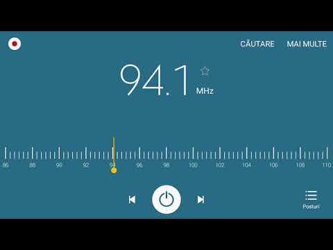 TÜRKIYE POLIS RADYOSU - Istanbul/Camlica - 94.1 FM recepționat în Bordeşti