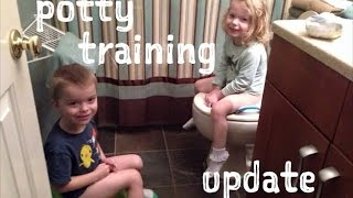 POTTY TRAINING UPDATE | AGE 3