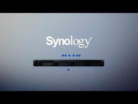 Система хранения Synology RackStation RS818RP+ 4х3 5