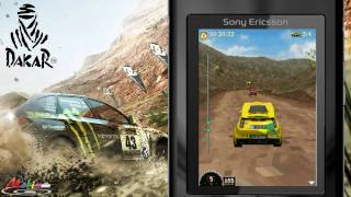 vuclip [HD] EA Mobile 3D Dakar Rally 2009 Java Game