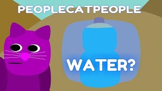 Water Commercial - People Cat People Animated Short Short