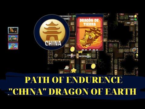 DIGGY'S ADVENTURE PATH OF ENDURENCE (CHINA DRAGON OF EARTH)