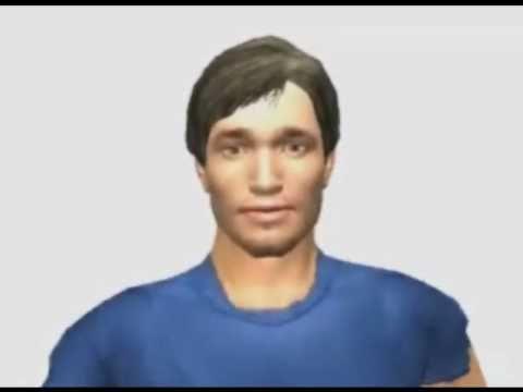 Cyber sex avatar
