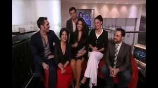 Blanca Soto, Andrés, Litzy, Alberto, Lincoln y Valentina Livestream 23-Sept-141