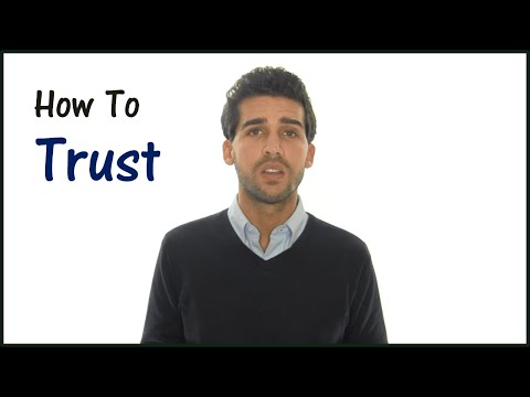How To Trust Your Girlfriend Or Boyfriend Again