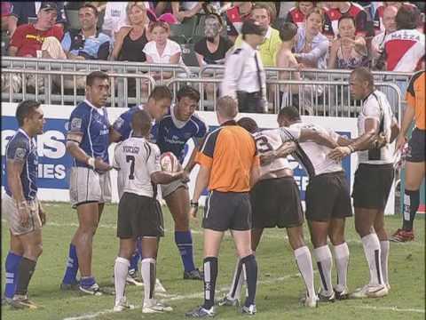IRB Sevens Classic Finals: Fiji v Samoa, Hong Kong 2007