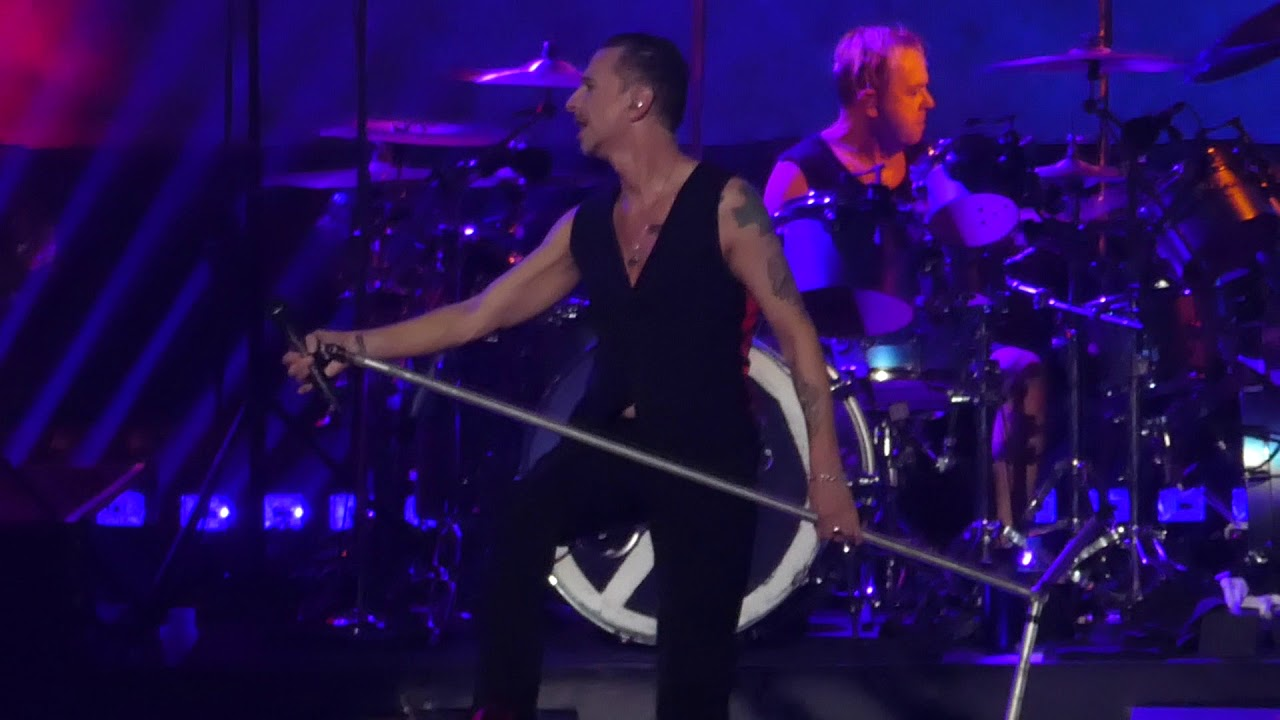Enjoy The Silence Depeche Mode Madison Square Garden New