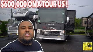 OMI IS SPENDING $600,000 ON A TOUR BUS !