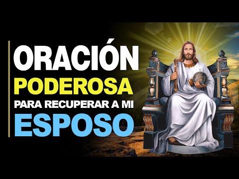 🙏 Oración Poderosa a la Sangre de Cristo para RECUPERAR A MI ESPOSO 🙇