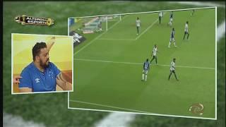 Confira os lances do jogo que derrubou o Cruzeiro para Série B