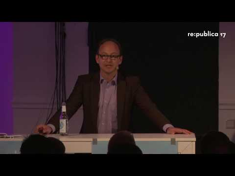 re:publica 2017 - Mike Weber: Macht Algorithmus Staat