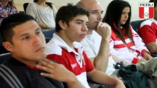 Talleres de Orientación a Delegación Peruana para Juegos Olímpicos de la Juventud Nanjing 2014