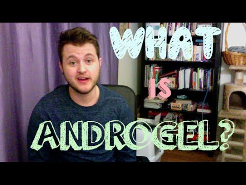 what is androgel?