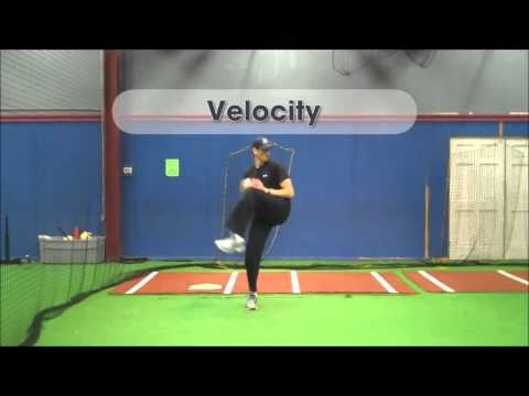 How To Pitch Faster: Ballistic Pitching Training