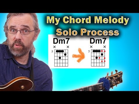 Chord Melody - This is How To Play Solos