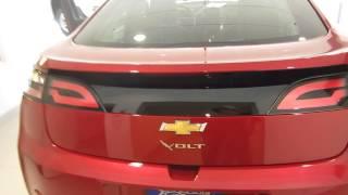 2014 Chevrolet Volt, Red - STOCK# C4218 - Walk around