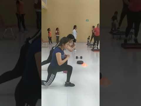 Presentacion De Aerobics En Hostotipaquillo Jalisco Hotel Hosto Real