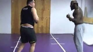 Kimbo Slice vs Boston police officer Sean Gannon 2015 Fight!