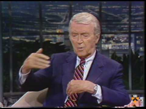 Jimmy Stewart '32 On The Tonight Show With Johnny Carson, 1982