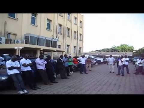 Grève des Agents de Togotélécom