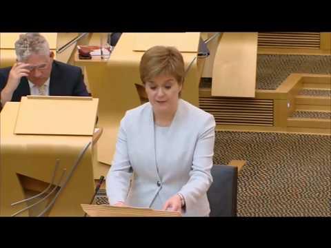 Nicola Sturgeon's fightback