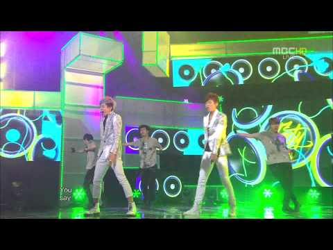 【1080P】TASTY- You Know Me (8 Sep,2012)
