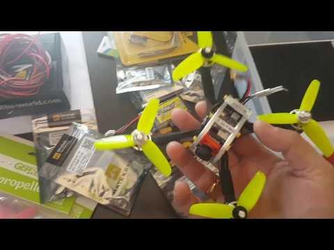 Фото В гостях у air-hobby | Купил новый квадрокоптер (fpv хобби)