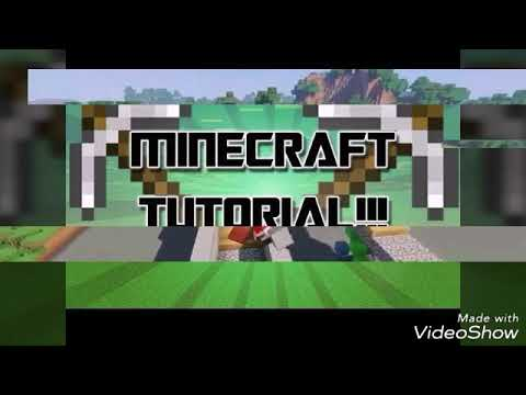 how to make a secret passage in minecraft pe