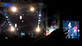 Los Autenticos decadentes - Corazon - Festival Vivo x el Rock 5 -  2015 Lima - Peru