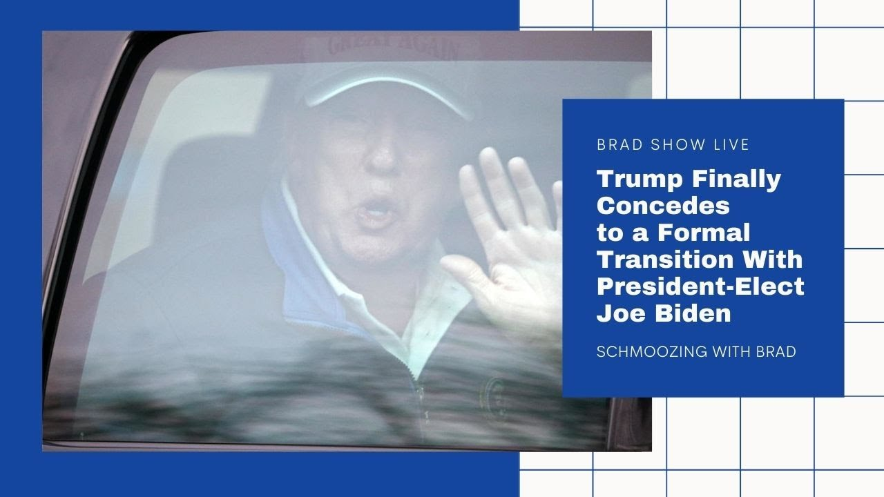 Trump Finally Concedes to a Formal Transition With President-Elect Joe Biden | Immigration News